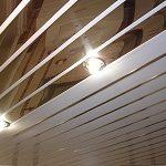 Подвесные и реечные потолки Cesal